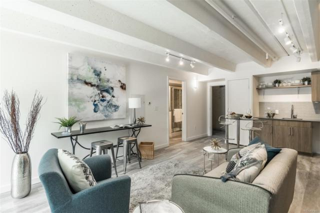 1495 Vrain Street #218, Denver, CO 80204 (#7435068) :: RazrGroup