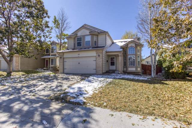 163 S Carlton Street, Castle Rock, CO 80104 (#7435552) :: The Peak Properties Group