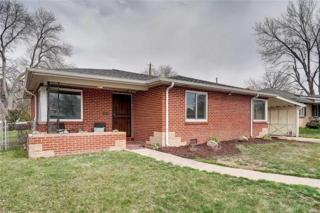 3720 Harlan Street, Wheat Ridge, CO 80033 (#7435603) :: The Peak Properties Group