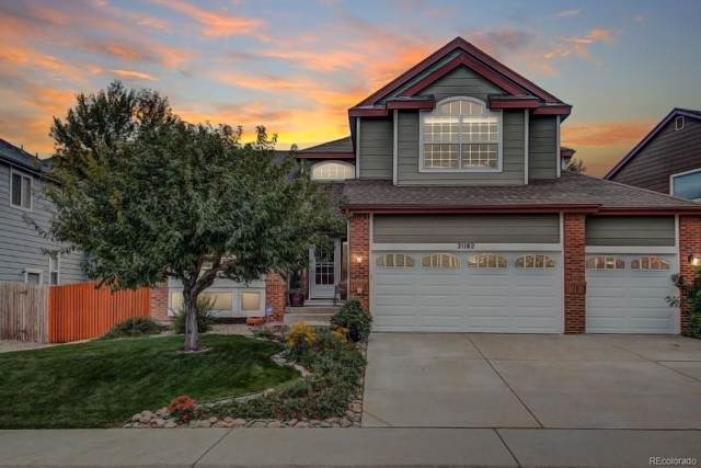 21182 White Pine Lane, Parker, CO 80138 (#7435750) :: The HomeSmiths Team - Keller Williams