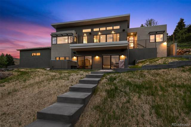 414 Sunshine Parkway, Golden, CO 80403 (MLS #7435951) :: Neuhaus Real Estate, Inc.