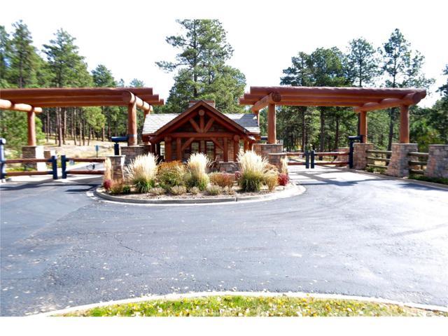 4760 Hidden Rock Road, Colorado Springs, CO 80908 (#7435998) :: Hometrackr Denver