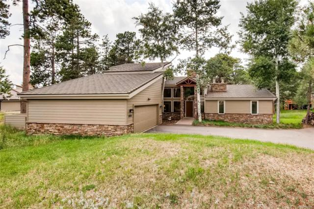 23735 Currant Drive, Golden, CO 80401 (#7436058) :: The City and Mountains Group