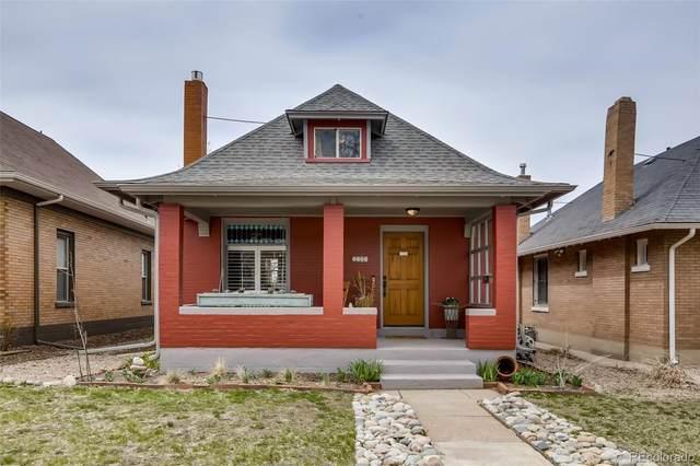 3333 N Elizabeth Street, Denver, CO 80205 (#7436353) :: Finch & Gable Real Estate Co.