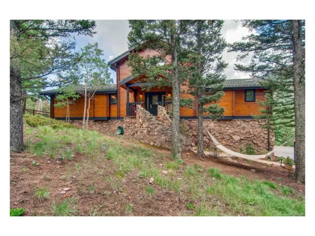 6780 Eagle Mountain Road, Manitou Springs, CO 80829 (MLS #7436395) :: 8z Real Estate