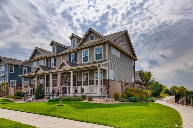 14603 E Crestridge Drive, Centennial, CO 80015 (MLS #7436491) :: 8z Real Estate