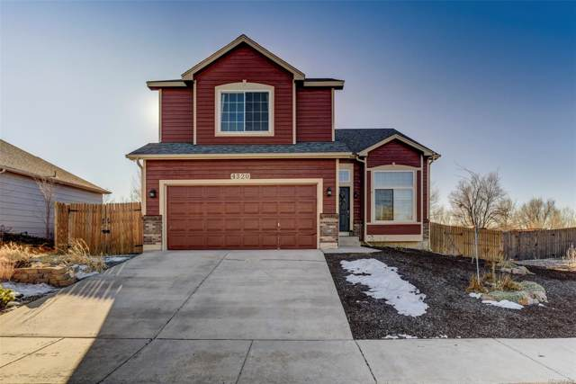 4320 Coolwater Drive, Colorado Springs, CO 80916 (#7436565) :: The DeGrood Team