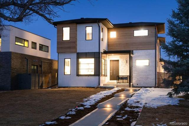 2110 S Cook Street, Denver, CO 80210 (#7436854) :: Venterra Real Estate LLC
