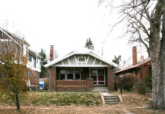 4534 E 18th Avenue, Denver, CO 80220 (#7437008) :: The Heyl Group at Keller Williams