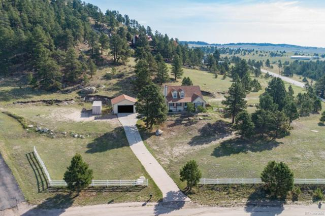 16005 Gollihar Road, Peyton, CO 80831 (#7437521) :: Sellstate Realty Pros