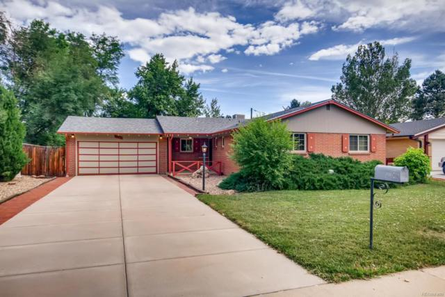 10571 W 22nd Place, Lakewood, CO 80215 (#7437620) :: The Heyl Group at Keller Williams