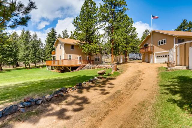 81 Elk Horn Court, Bailey, CO 80421 (MLS #7437905) :: Bliss Realty Group