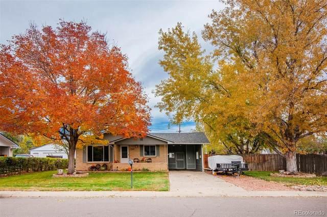 7201 W Ellsworth Avenue, Lakewood, CO 80226 (MLS #7438113) :: 8z Real Estate