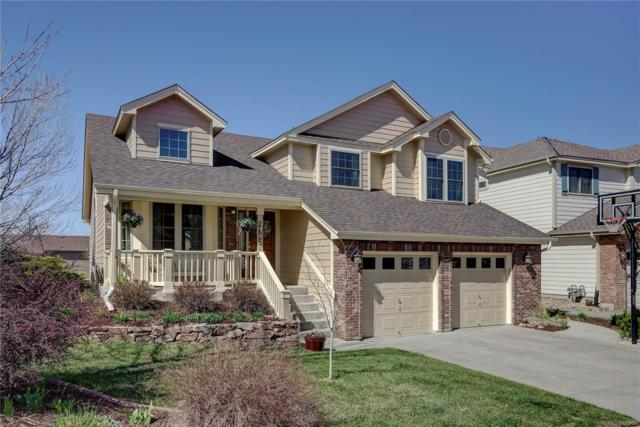 9765 Spring Hill Street, Highlands Ranch, CO 80129 (#7438182) :: The Peak Properties Group