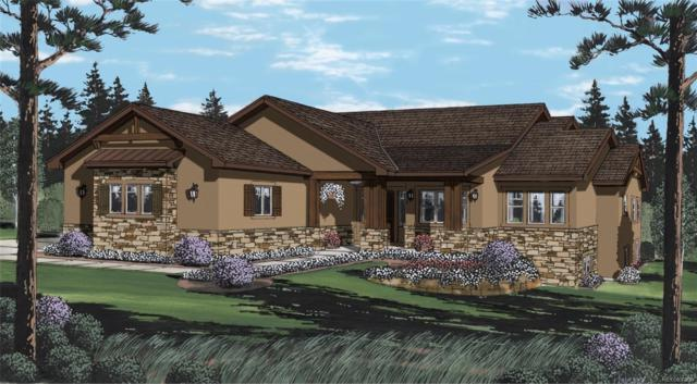 1111 Tenderfoot Drive, Larkspur, CO 80118 (#7438539) :: The DeGrood Team