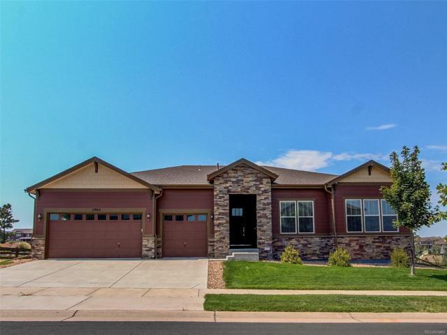 11965 S Meander Way, Parker, CO 80138 (#7438549) :: Colorado Home Realty