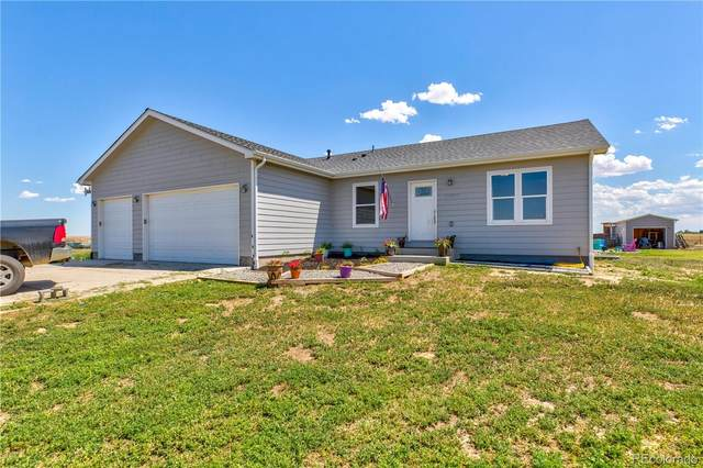 34390 County Road 14, Keenesburg, CO 80643 (MLS #7438619) :: Bliss Realty Group