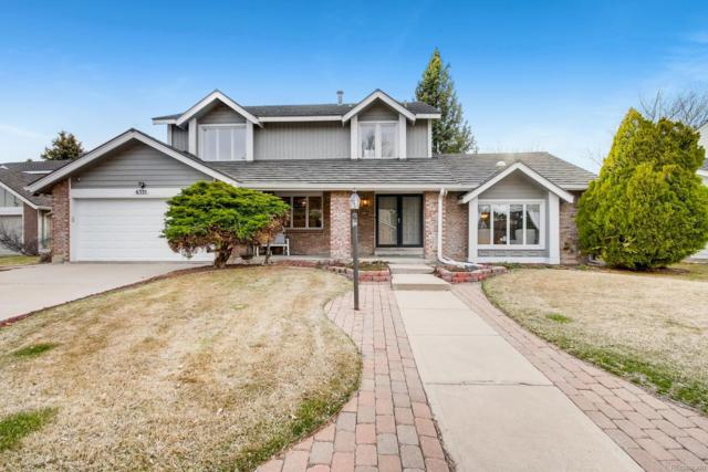 6335 S Geneva Circle, Englewood, CO 80111 (#7438719) :: The HomeSmiths Team - Keller Williams