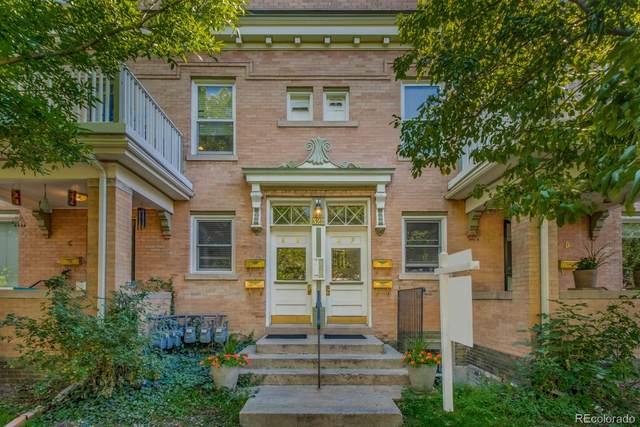 322 E Cedar Avenue F, Denver, CO 80209 (MLS #7439018) :: Bliss Realty Group