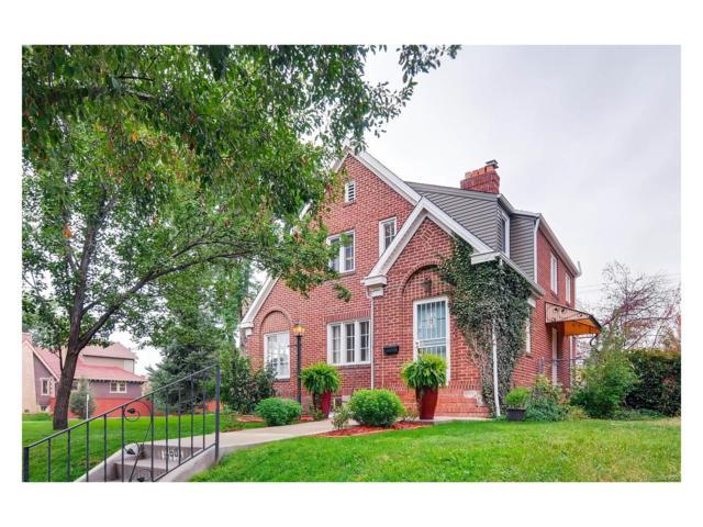 2601 Albion Street, Denver, CO 80207 (MLS #7439026) :: 8z Real Estate