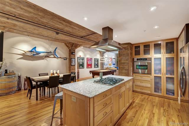 1449 Wynkoop Street #205, Denver, CO 80202 (#7439090) :: Colorado Home Finder Realty