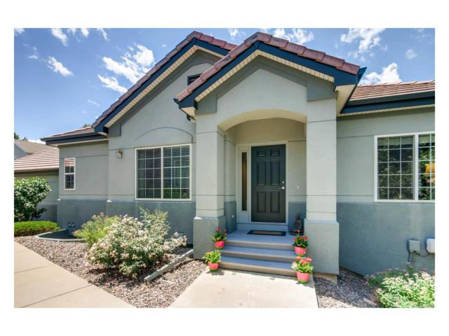 3336 W 111th Loop C, Westminster, CO 80031 (#7439118) :: Ford and Associates