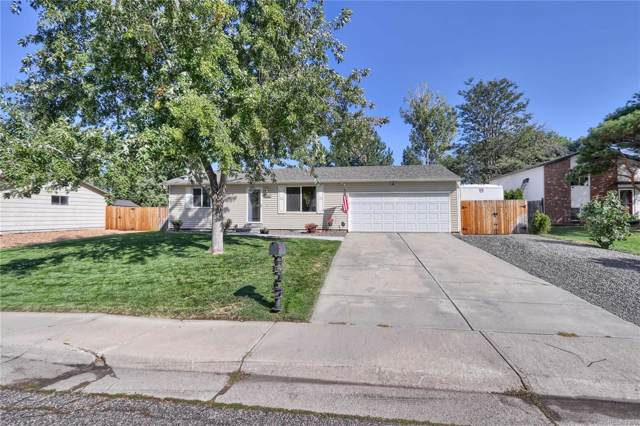 7048 Xenon Court, Arvada, CO 80004 (#7439896) :: The Heyl Group at Keller Williams