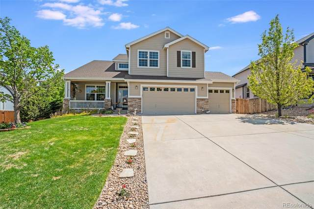 1143 Halfmoon Drive, Castle Rock, CO 80104 (MLS #7440261) :: 8z Real Estate
