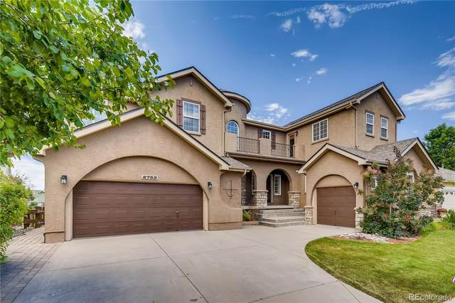 2753 Timberchase Trail, Highlands Ranch, CO 80126 (#7440469) :: Peak Properties Group