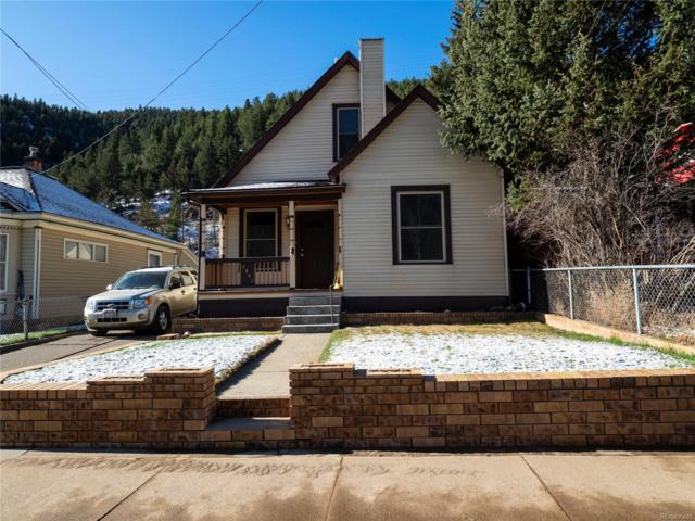 2441 Miner Street, Idaho Springs, CO 80452 (#7441122) :: Bring Home Denver