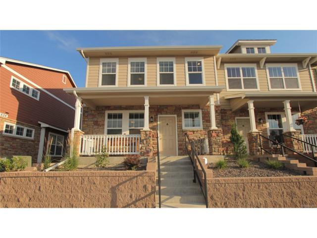 13602 Garfield Street A, Thornton, CO 80602 (MLS #7441343) :: 8z Real Estate
