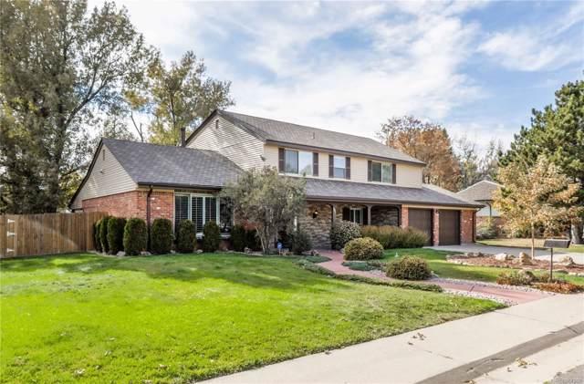 3851 S Xanthia Street, Denver, CO 80237 (#7441534) :: 5281 Exclusive Homes Realty