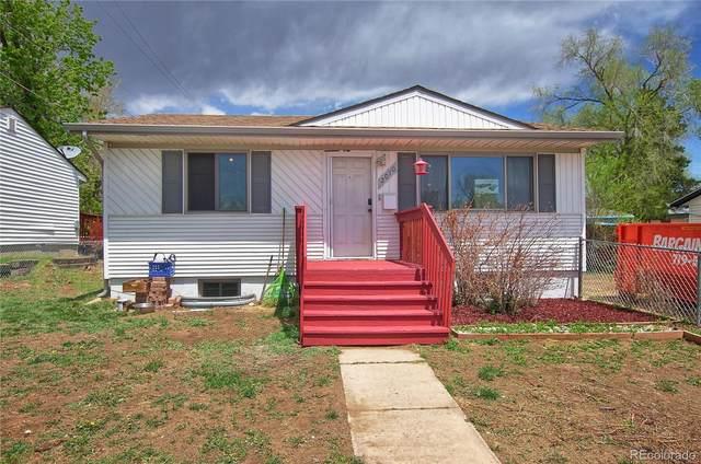 2010 Preuss Road, Colorado Springs, CO 80910 (#7441620) :: Venterra Real Estate LLC