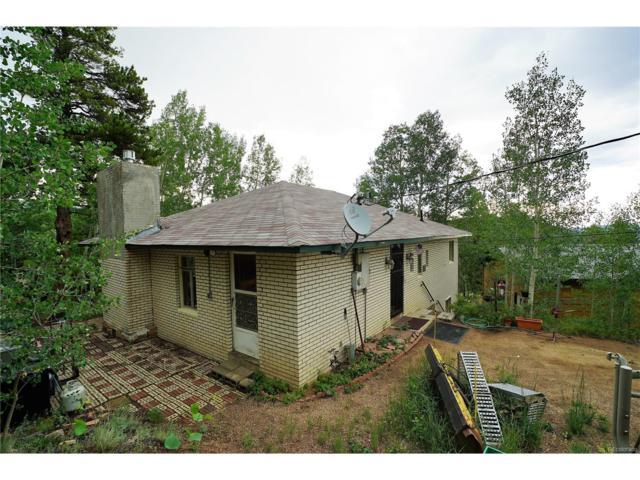 161 Road P61, Bailey, CO 80421 (MLS #7442009) :: 8z Real Estate