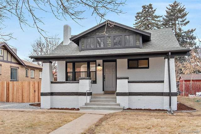 2621 Birch Street, Denver, CO 80207 (#7442086) :: The Griffith Home Team