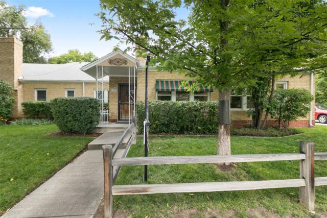 4707 E 7th Avenue, Denver, CO 80220 (#7442228) :: The Peak Properties Group