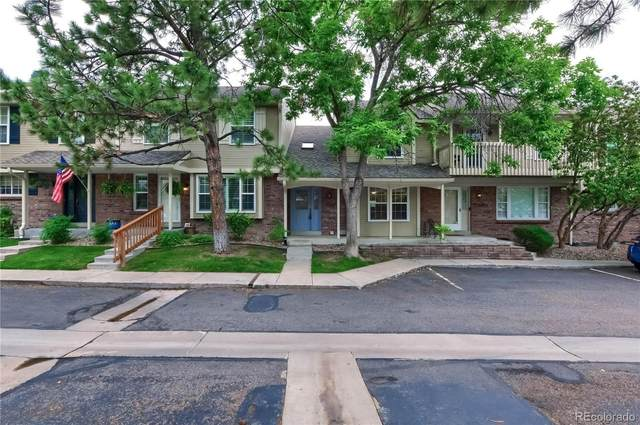 7192 E Briarwood Circle, Centennial, CO 80112 (#7442941) :: Kimberly Austin Properties