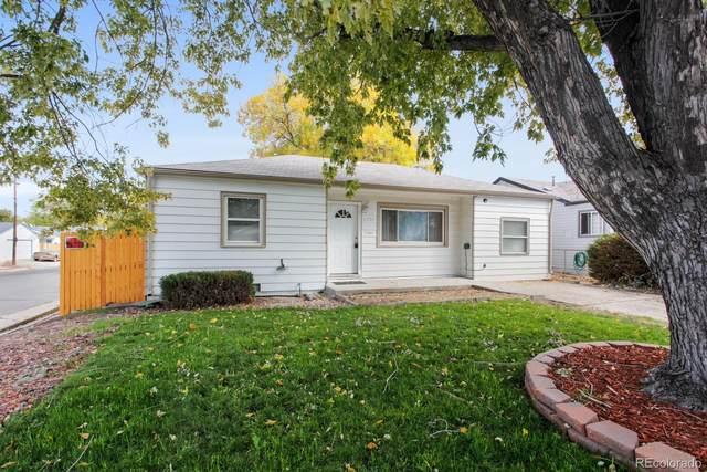 1330 S Yates Street, Denver, CO 80219 (#7443057) :: Symbio Denver
