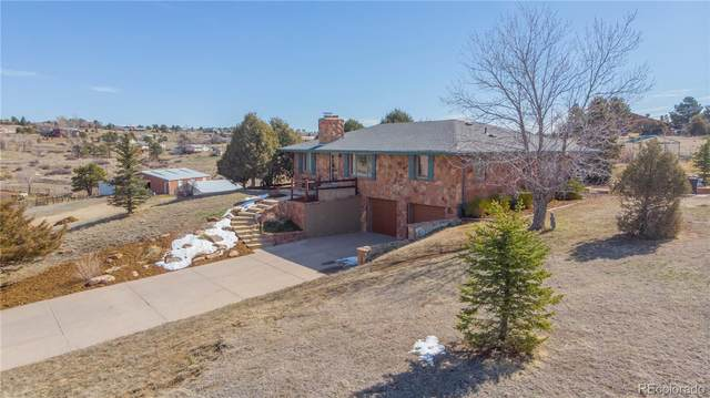 11120 N Thrush Drive, Parker, CO 80138 (MLS #7443067) :: 8z Real Estate