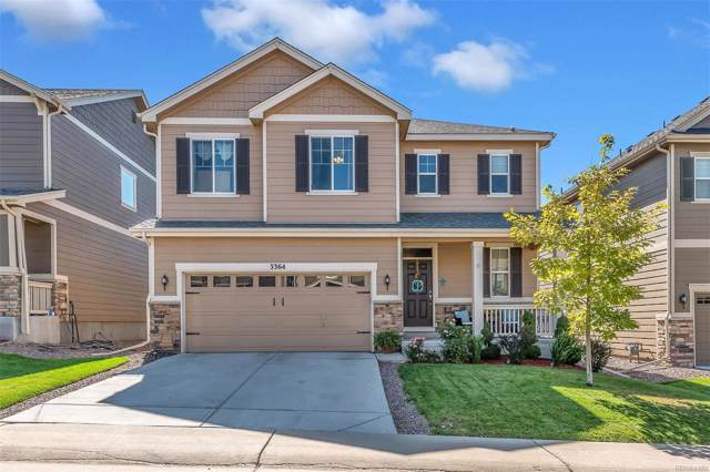 3364 E 141st Avenue, Thornton, CO 80602 (MLS #7443307) :: 8z Real Estate
