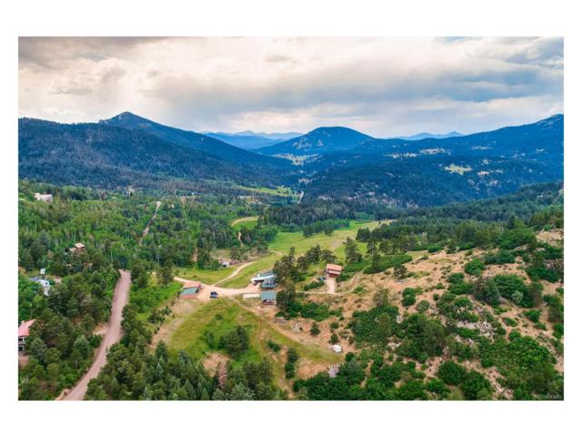 9770 Hilldale Drive, Morrison, CO 80465 (#7443400) :: The Pete Cook Home Group