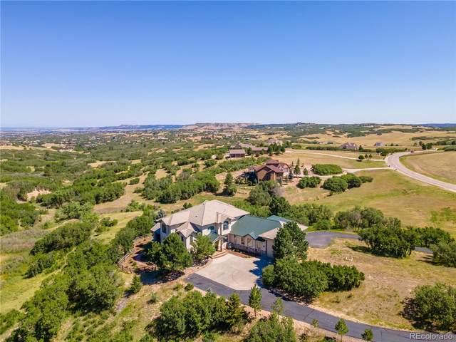 3795 Castle Butte Drive, Castle Rock, CO 80109 (MLS #7443681) :: 8z Real Estate