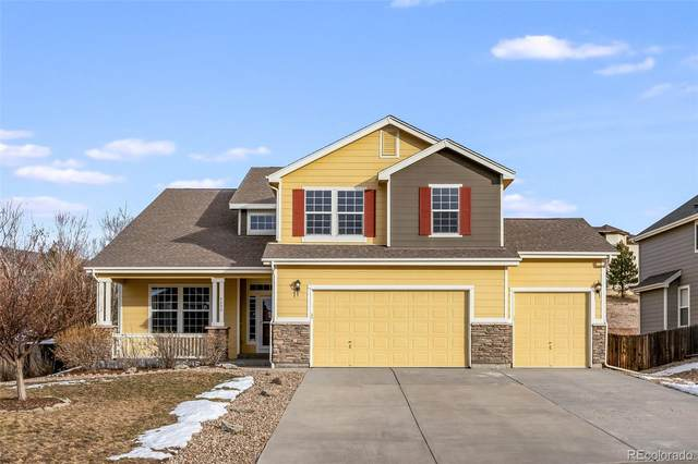 4298 Greystone Lane, Castle Rock, CO 80104 (#7443783) :: Arnie Stein Team | RE/MAX Masters Millennium