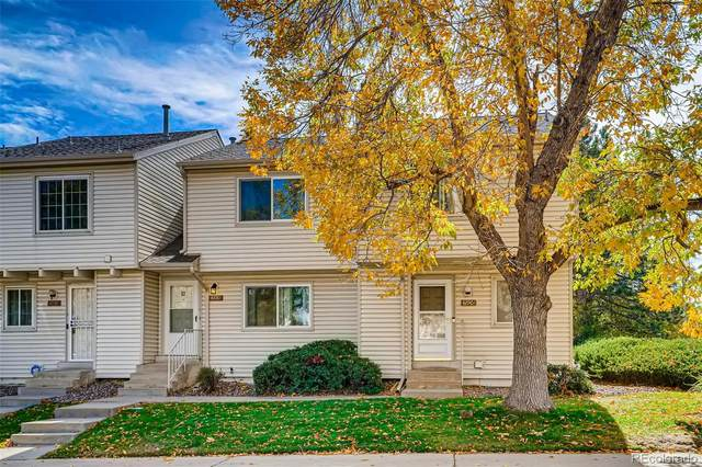 4290 S Mobile Circle B, Aurora, CO 80013 (#7443886) :: Real Estate Professionals