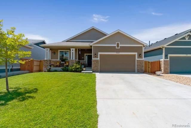 1214 Sunrise Circle, Milliken, CO 80543 (MLS #7444049) :: 8z Real Estate