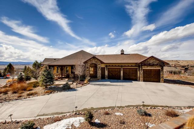 1359 Fox Hollow Place, Castle Rock, CO 80104 (MLS #7444509) :: Kittle Real Estate