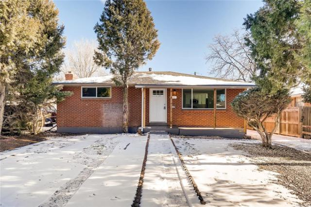 1550 S Decatur Street, Denver, CO 80219 (MLS #7444642) :: Bliss Realty Group