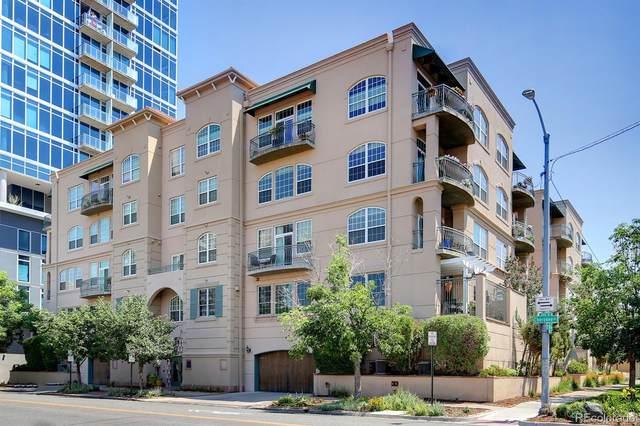 1200 Cherokee Street #103, Denver, CO 80204 (MLS #7444931) :: 8z Real Estate