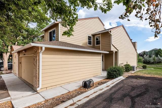 10480 W Fair Avenue A, Littleton, CO 80127 (MLS #7445757) :: Find Colorado