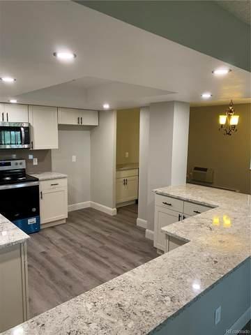 13961 E Marina Drive #110, Aurora, CO 80014 (#7446089) :: Kimberly Austin Properties
